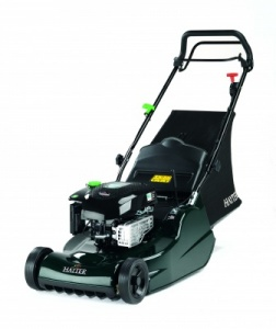 HAYTER HARRIER 48 BBC Autodrive VS Petrol Lawn Mower (Model 493H)